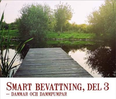 Smart bevattning del 3