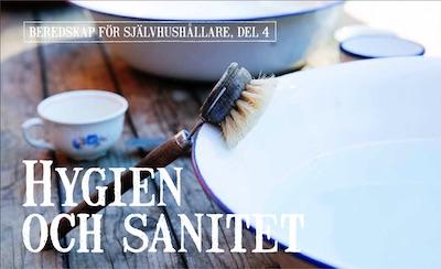 Hygien och sanitet