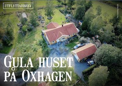 Gula huset på Oxhagen