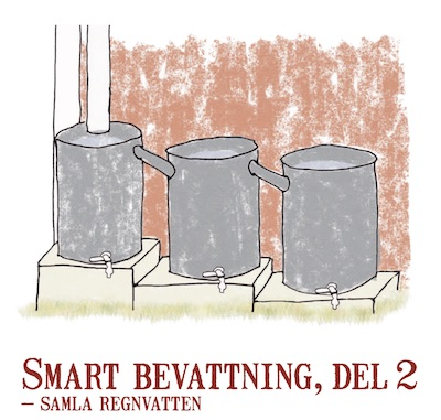 Smart bevattning del 2