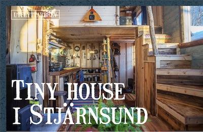 Tiny House i Stjärnsund